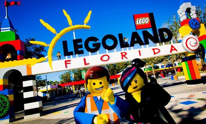 LEGOLAND Florida Teases Upcoming New Themed Area LEGO Movie World