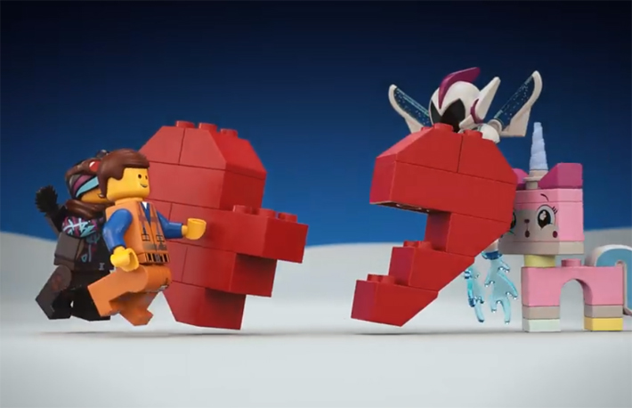 The Lego Movie 2 Promotes Buildtogive Just In Time For The Holidays