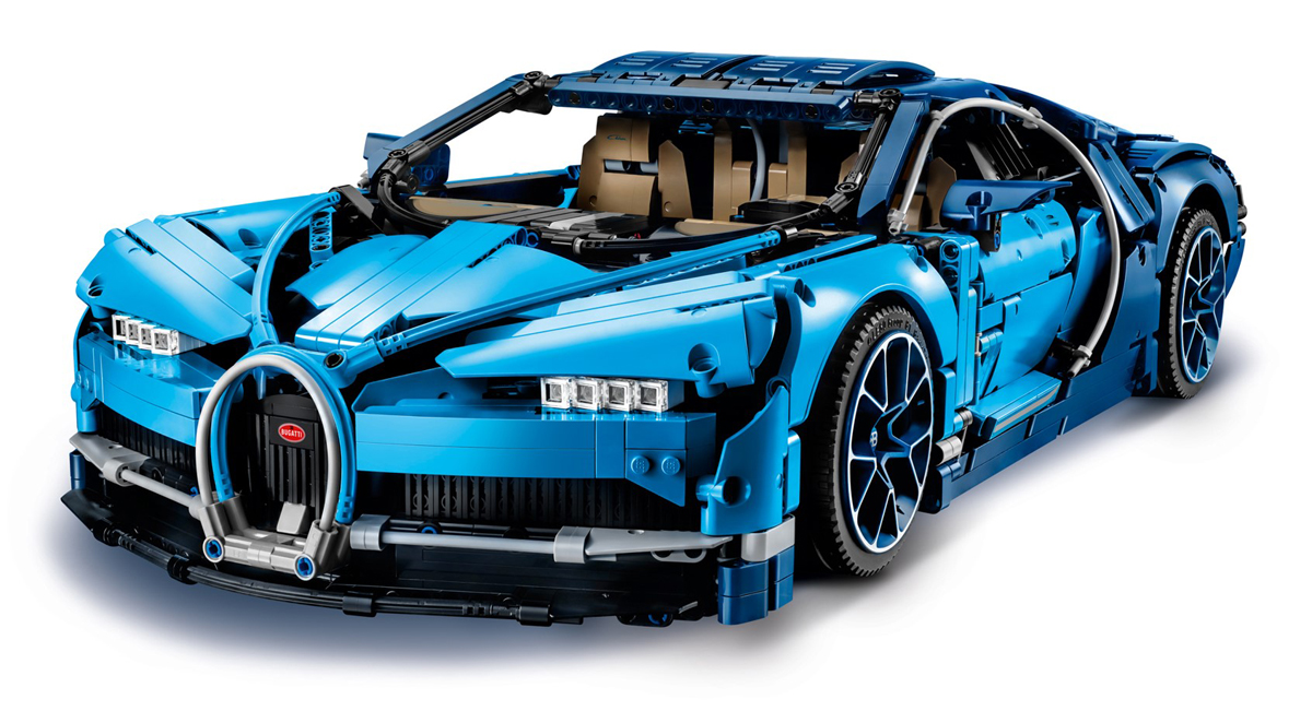 LEGO Shop@Home UK Discounts the Technic Line