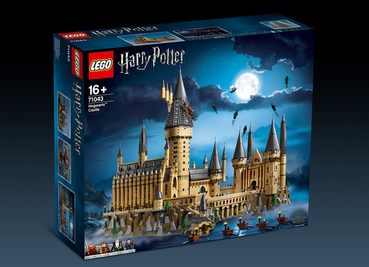 Lego Ideas Magical Builds Of The Wizarding World Contest Now Up