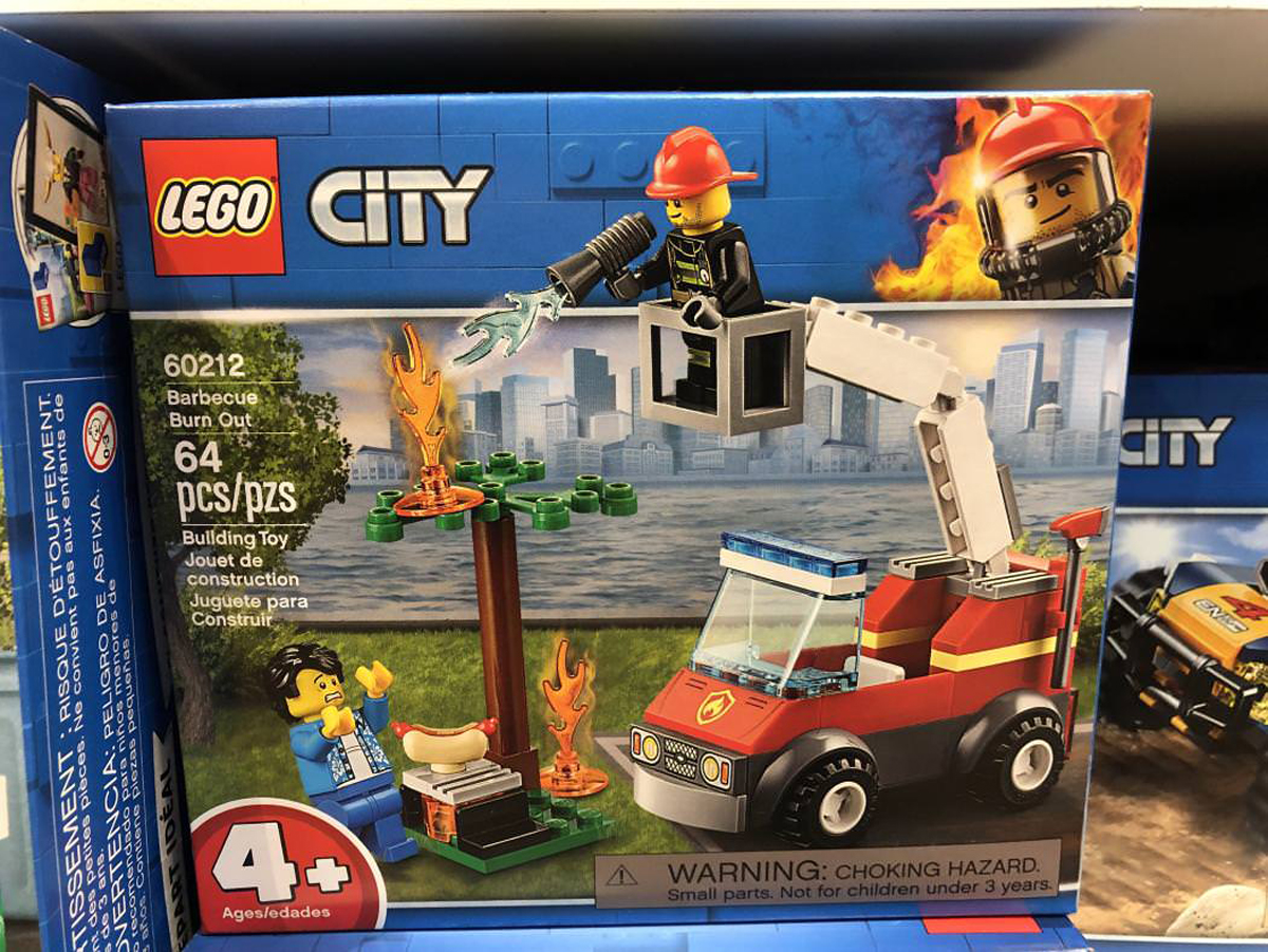 LEGO CITY NEW SETS 2019