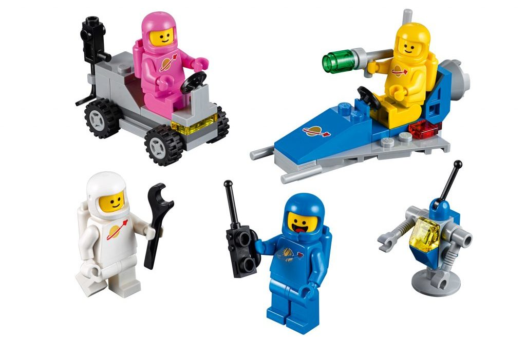 The LEGO Movie 2 Sets Now Listed at LEGO Shop@Home