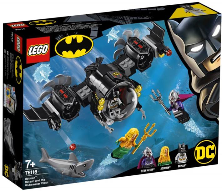 New LEGO Batman Sets Coming in 2019