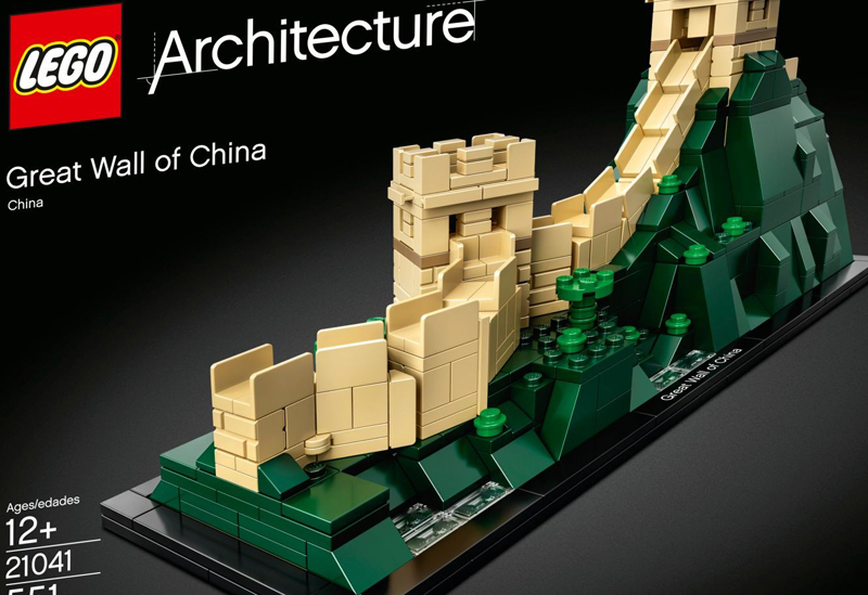 Expand Your LEGO Architecture Great Wall of China (21041) With This Great Price Cut From Amazon