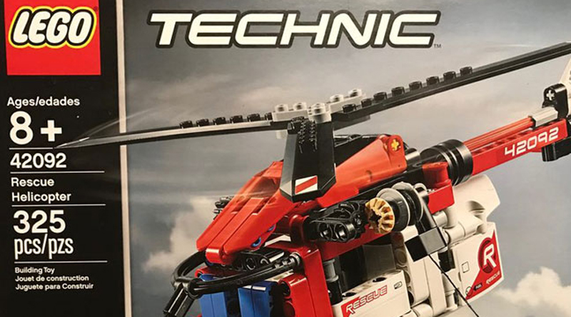 2019 LEGO Technic