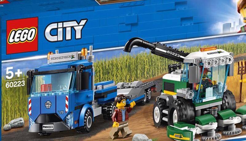 2019 LEGO City