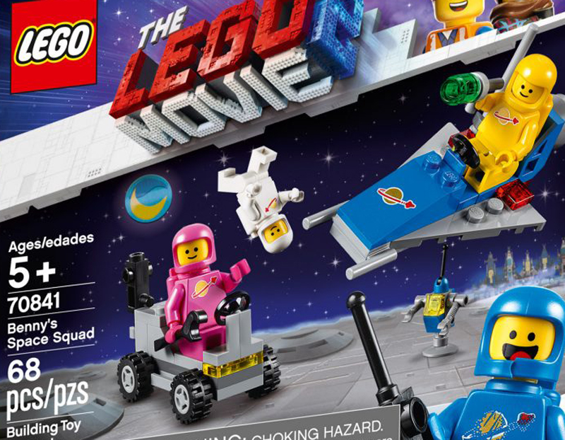 New The LEGO Movie 2 Sets Revealed!