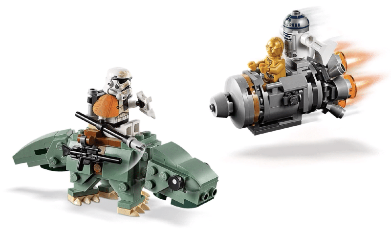 First Wave of 2019 LEGO Star Wars Sets Revealed!