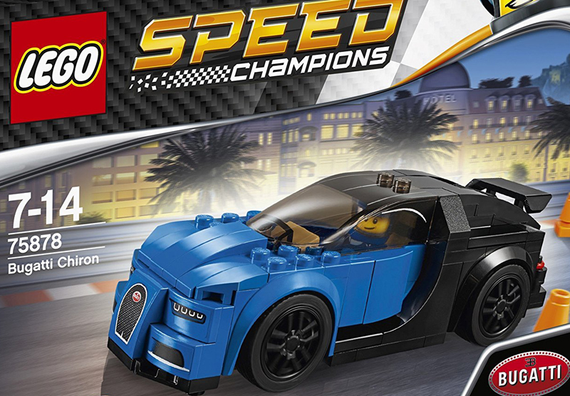 Hurry and Get These 2017 and 2018 LEGO Speed Champions Sets, Now at Great Discounts Over At Walmart