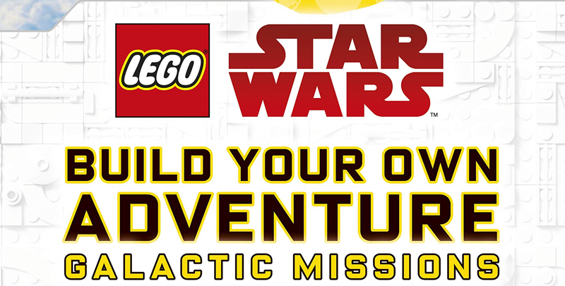 LEGO Star Wars Build Your Own Adventure Book