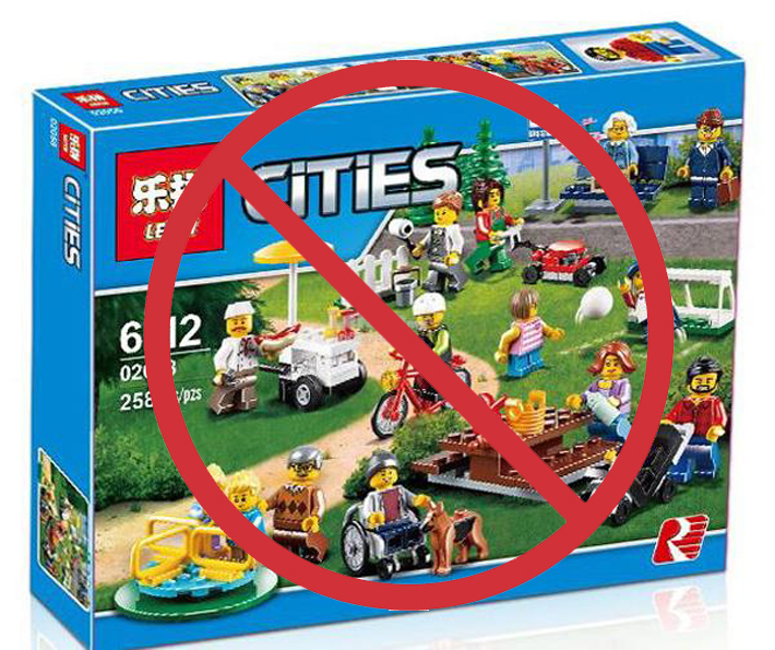 LEGO Scores a Big Win in Lawsuit Against Lepin