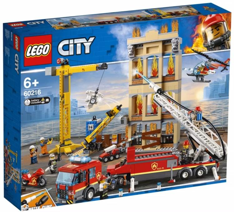 More police and firefighting 2019 lego city sets revealed - Image lego city ...