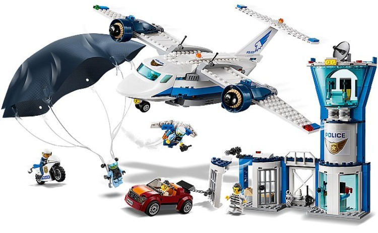 More Police and Firefighting 2019 LEGO City Sets Revealed