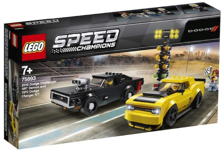 2019 LEGO Speed Champions