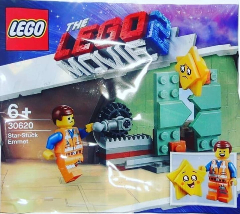 Star-Stuck Emmet (30620) Polybag