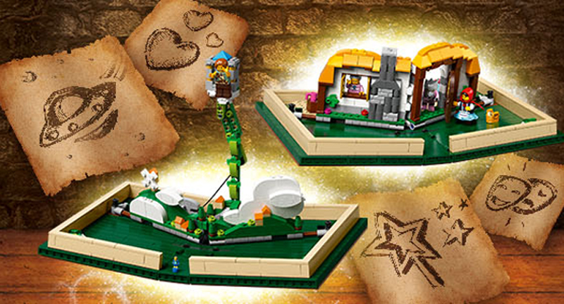 Create a Bricktastic Pop-Up Story With This Next LEGO Ideas Contest