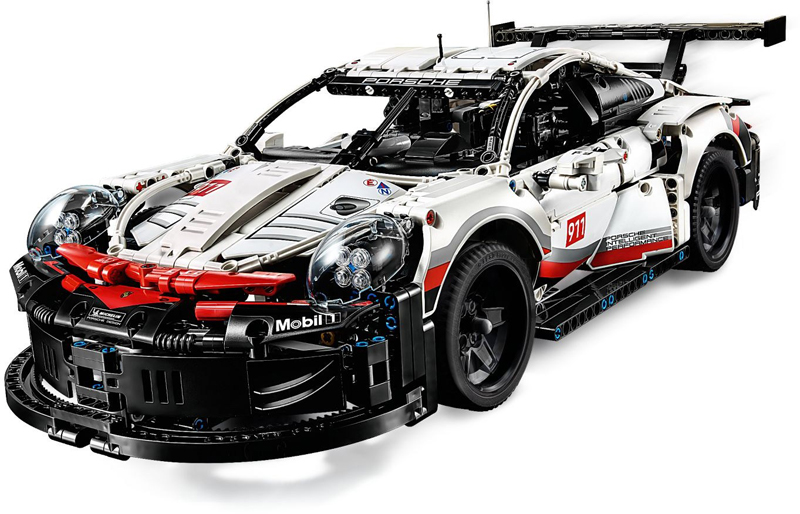 2019 LEGO Technic Official Images and Complete Product Descriptions