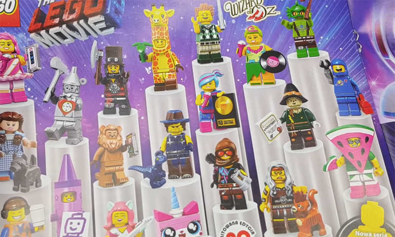 LEGO Movie 2 Collectible Minifigure Series (71023)