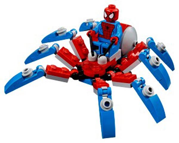 LEGO 30451 Spider-Man/'s Mini Spider Crawler polybag set 2019 new Marvel Heroes