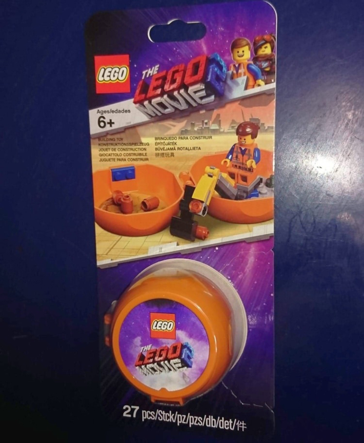 A Closer Look At The Lego Movie 2 Emmet S Pod 853874