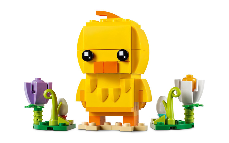 LEGO BrickHeadz Seasonal Easter Chick (40350)
