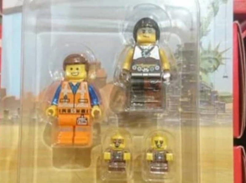 LEGO Movie 2 Sewer Babies