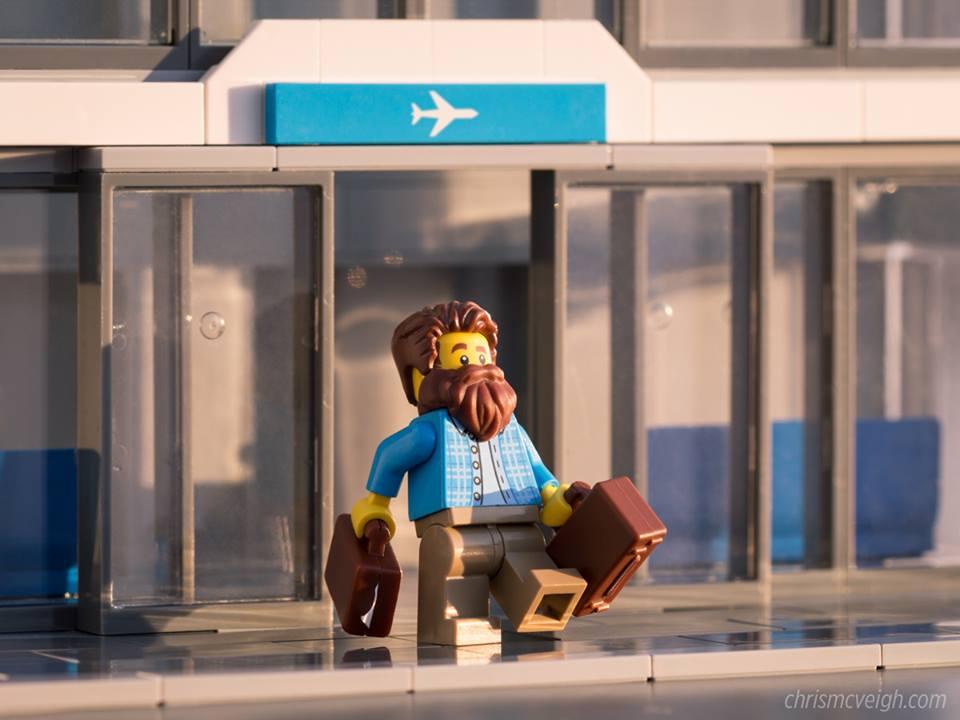 Custom Build Wizard Chris McVeigh Becomes an Official Part of LEGO's Design Teams