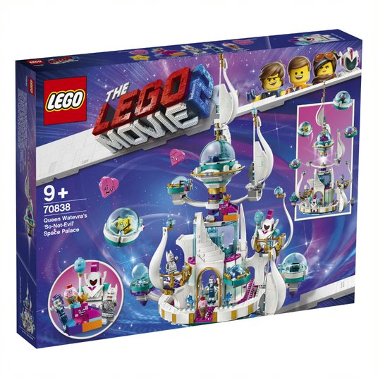 """LEGO Movie 2"" Tie-In Sets Now Available on Shop@Home"