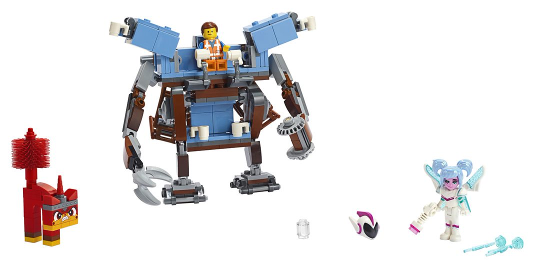 """First Images of More New Upcoming """"LEGO Movie 2"""" Tie-In Sets this 2019"""