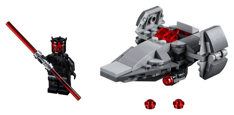 75224 Star Wars Sith Infiltrator™ Microfighter