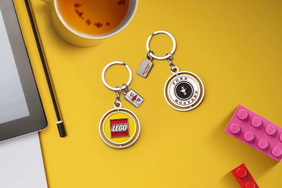 Promotional Item (Decorative Keychain) Also Coming for LEGO Creator Ford Mustang (10265) this March 1-10