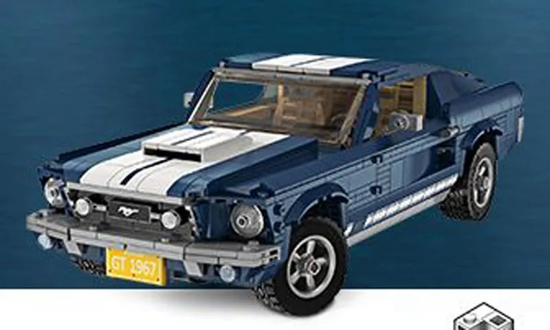 LEGO Creator Expert Ford Mustang GT (10265)