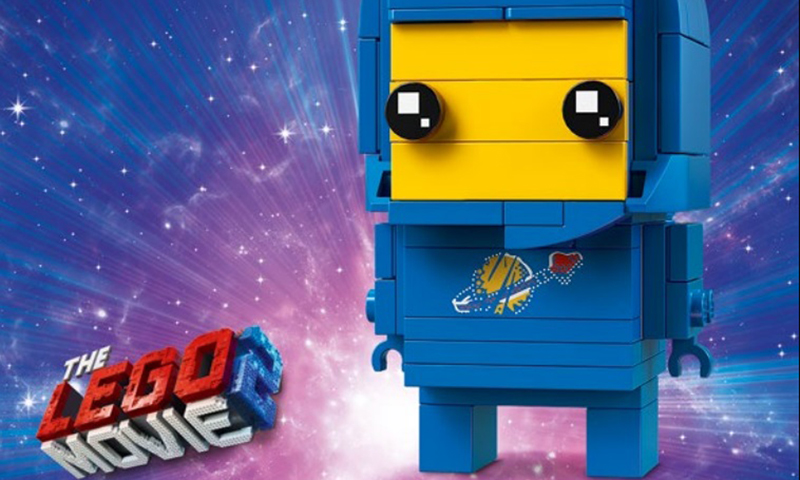 LEGO Movie 2 BrickHeadz