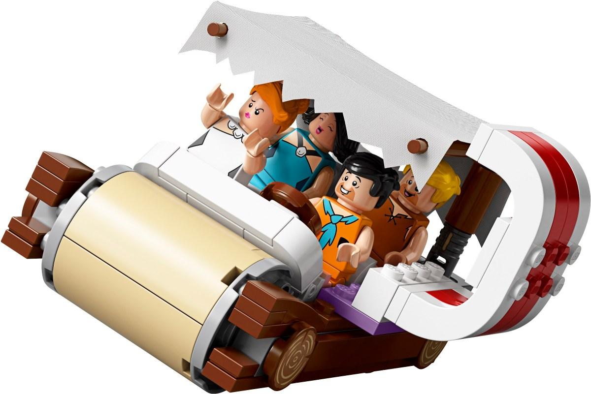 Designer Video for LEGO Ideas Flintstones (21316) Released for Viewing