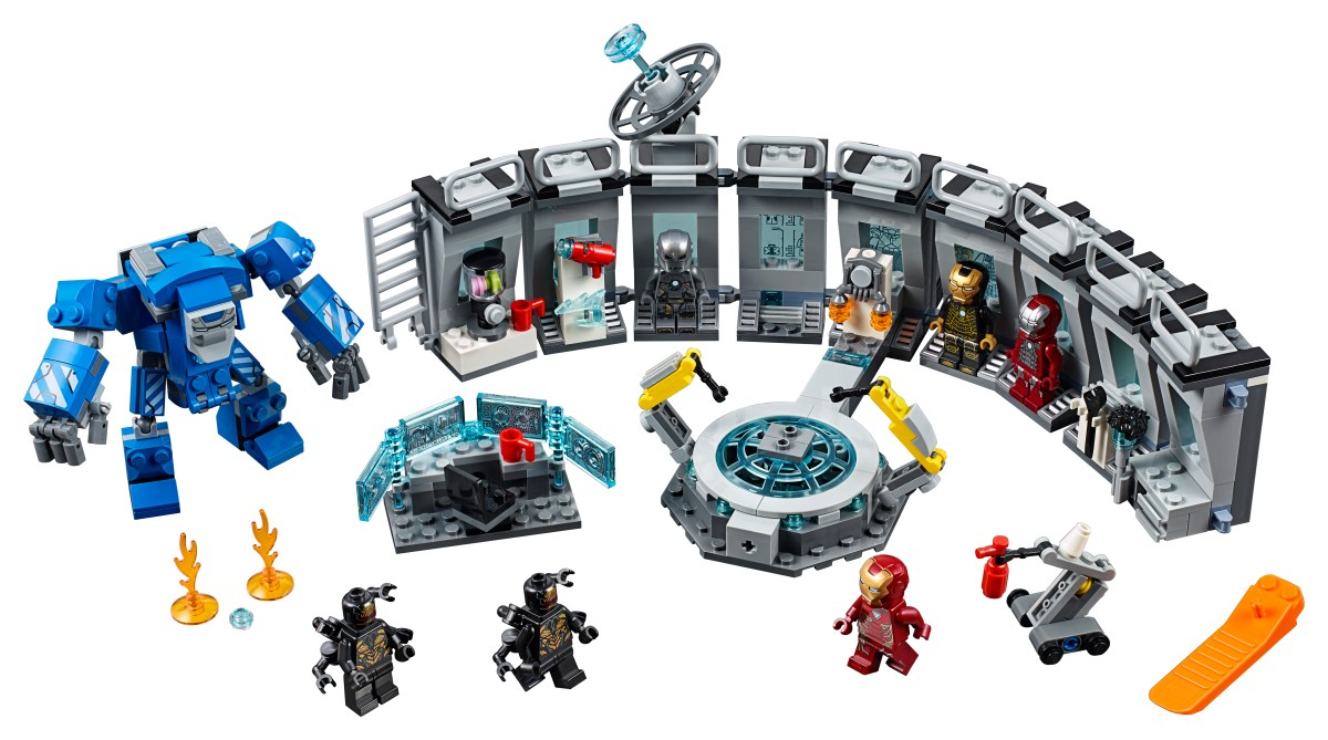 Target Online Shopping has Surprise Discounts for Newest LEGO Avengers: Endgame Tie-Ins