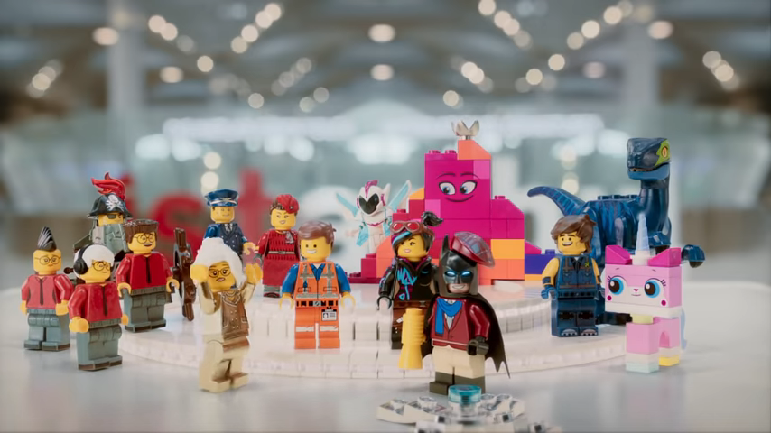 """New """"LEGO Movie"""" Airline Safety Video for Turkish Airlines Voted Top PR Campaign for February 2019"""