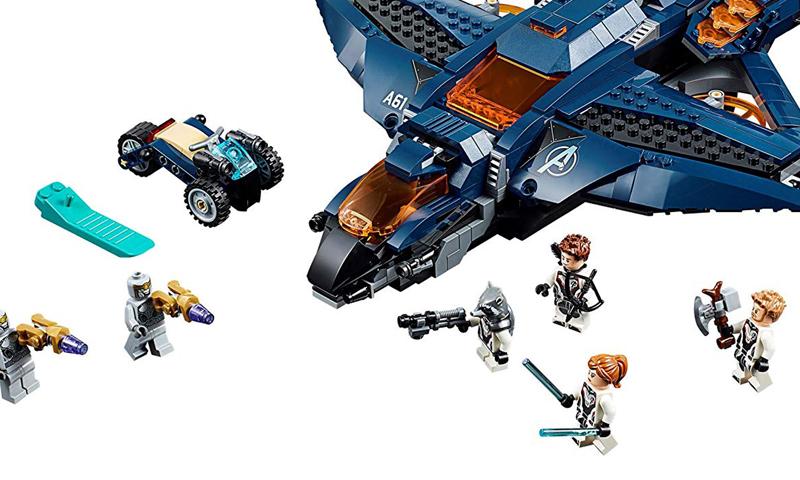 LEGO Marvel Superheroes Avengers: Endgame