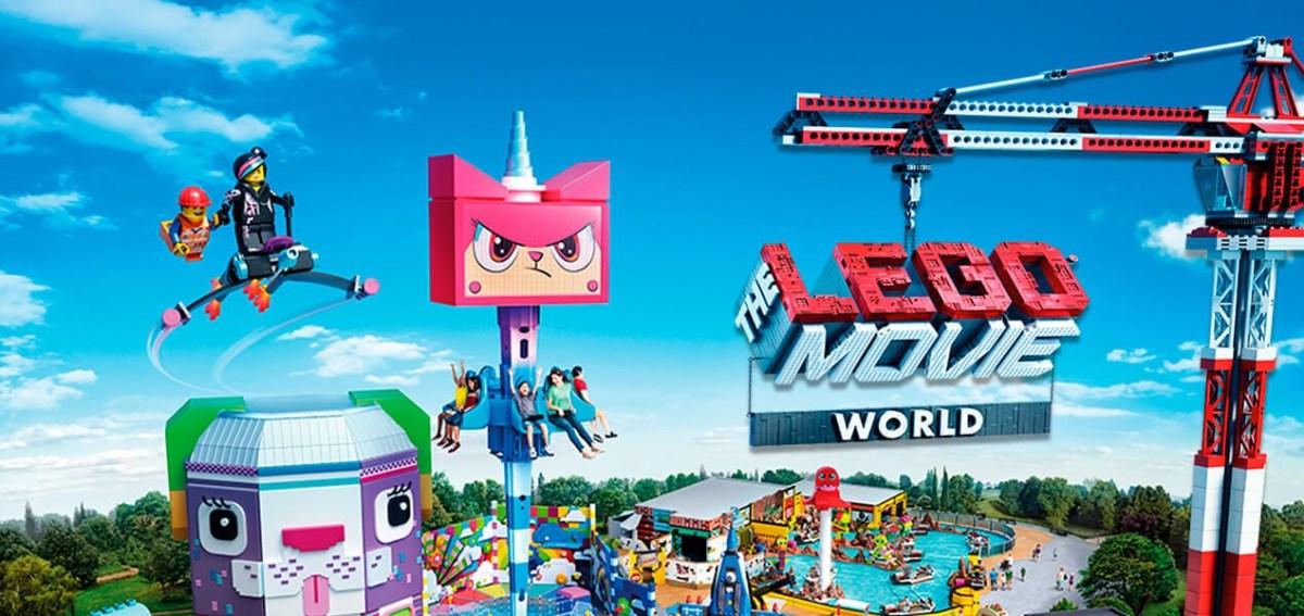 LEGOLAND Florida Opens LEGO Movie World