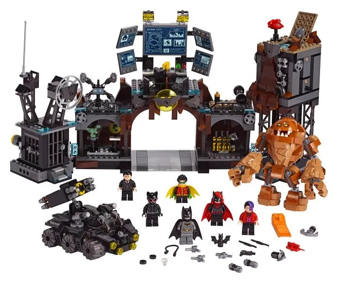 Celebrate 80 Years of Batman with Anniversary-Edition LEGO Batman Sets