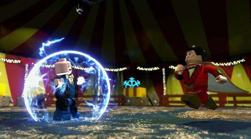 """""""SHAZAM!"""" DLC Pack 2 for """"LEGO DC Super-Villains"""" Out Now"""