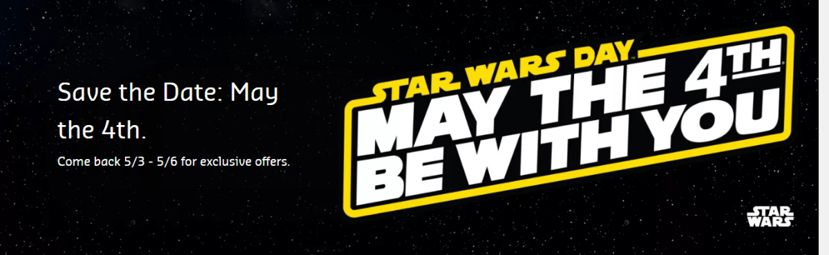 "LEGO Welcomes May the Fourth Early with ""Star Wars"" Sets and Promotions"
