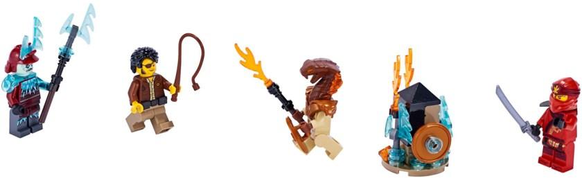LEGO Ninjago Minifigure Pack (40342)