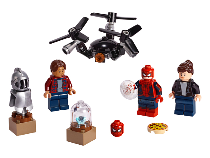 LEGO Minifigure Packs