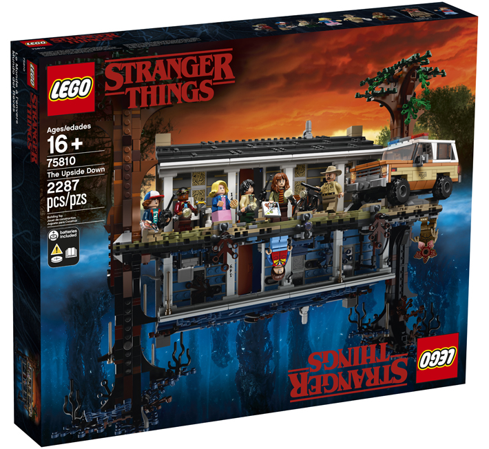 One Last Teaser and an Appropriately Eighties-Style Designer Video for LEGO Stranger Things – The Upside Down (75810)