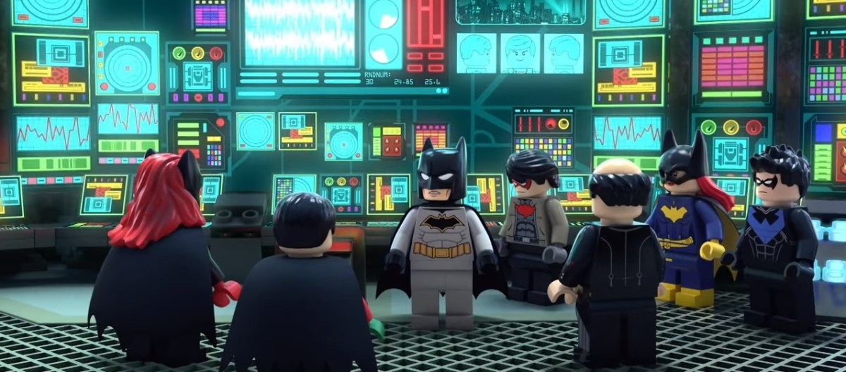 """New """"LEGO DC: Batman"""" Home-Release Film Coming Up: """"Family Matters"""""""