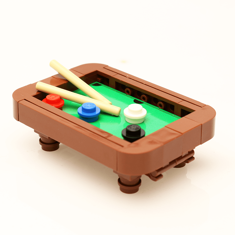 LEGO Pool Table
