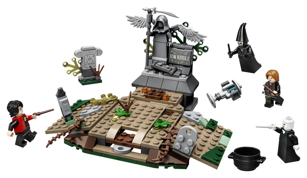 "Revisit ""The Goblet of Fire"" with Two More Newly-Revealed LEGO Harry Potter Summer 2019 Sets"