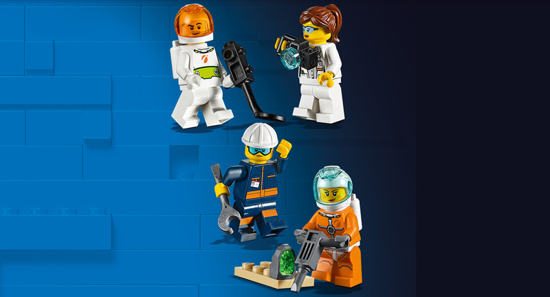 Here's a Roundup of the Latest, Upcoming LEGO Minifigure Packs to Watch Out For