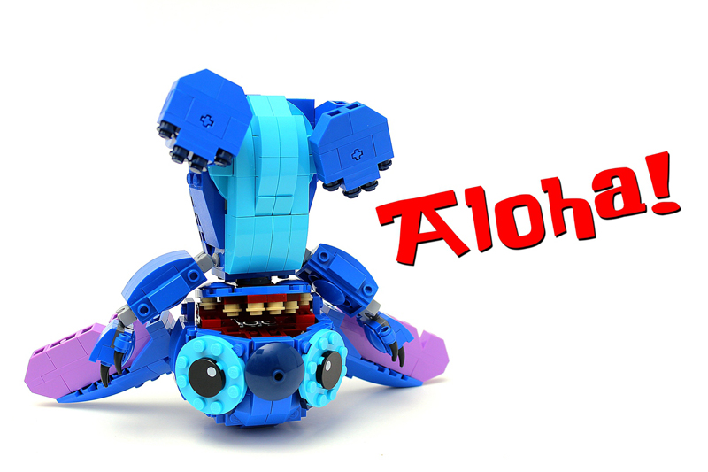 Here's Another Chance to See That LEGO Ideas Stitch Happen!