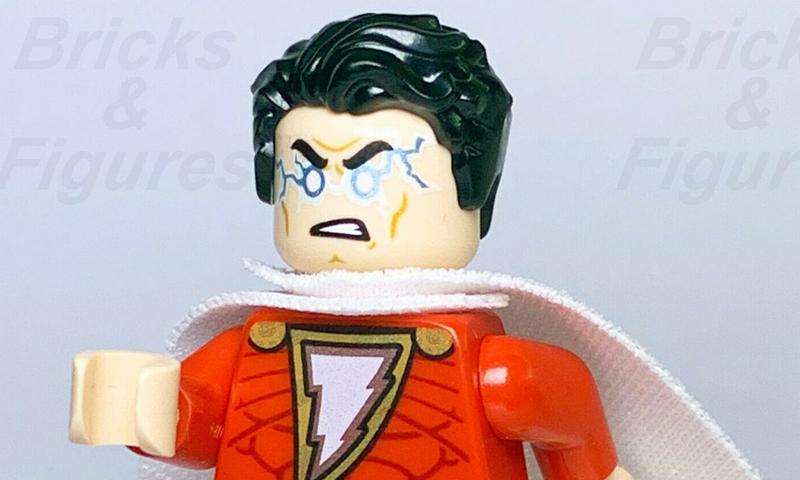 LEGO DC Comics Shazam! (30623) Minifigure Polybag Spotted